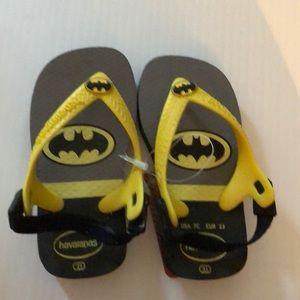 Havaianas Batman Sandals